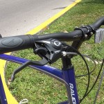 Nice and comfy shifters and brake levers